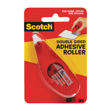 Scotch Double Sided Adhesive Roller Dispenser