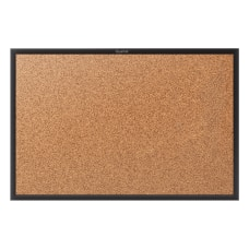 Quartet Classic Cork Bulletin Board 36