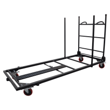 Lorell Table Cart For Plastic Rectangular