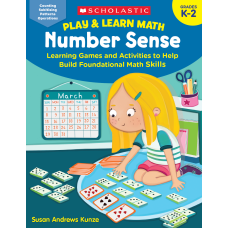 Scholastic Play Learn Math Number Sense