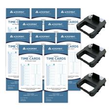 Acroprint EXP500 Accessory Bundle Bundle Of
