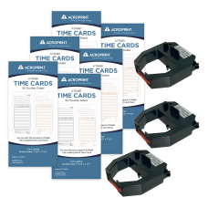 Acroprint TXP300 Accessory Pack Pack Of
