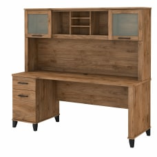 Bush Furniture Somerset 72 W Office