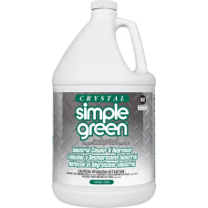 Simple Green Crystal Industrial CleanerDegreaser Concentrate