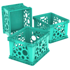 Storex Mini Crates 9 x 7