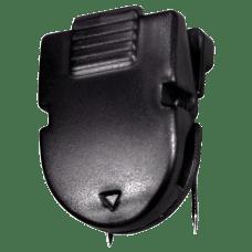 Advantus Panel Wall Clips Black Pack