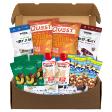 Snack Box Pros Keto Snack Box