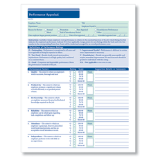 ComplyRight Performance Appraisal Forms 11 x