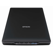 Epson Perfection V19 Color Photo Scanner
