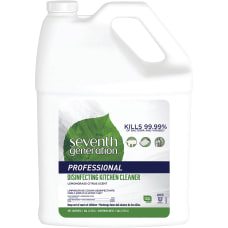 Seventh Generation Professional Disinfecting Kitchen Cleaner