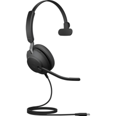 Jabra Evolve2 40 Headset Mono USB