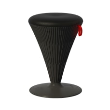 Safco Focal Twister Active Seating Black