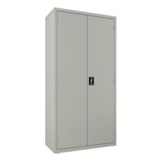 Lorell Fortress Series Steel Wardrobe Cabinet