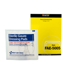 First Aid Gauze Bandages 3 1