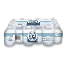 Office Depot Purified Water 8 Oz