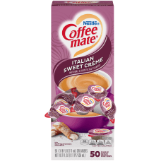 Nestl Coffee mate Liquid Creamer Italian
