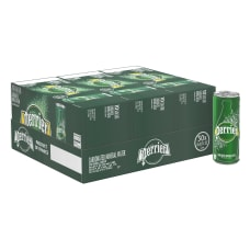 Perrier Sparkling Natural Mineral Water 845