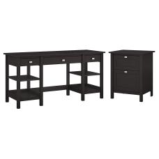 Bush Furniture Broadview 60 W Desk