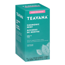 Teavana Harmonic Mint Herbal Tea Bags