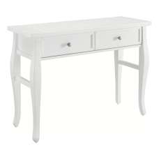 Linon Harlan 2 Drawer Console Table