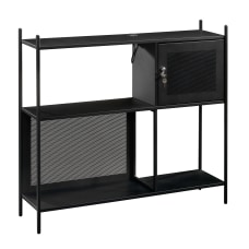 Sauder Boulevard Caf Storage Cabinet With