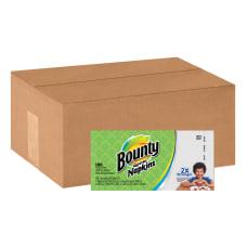 Bounty Everyday 1 Ply Napkins 12