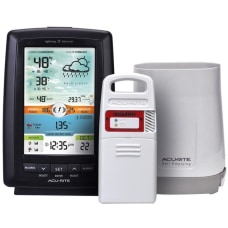 AcuRite Weather Station with Rain Gauge