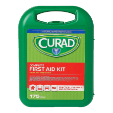 Curad First Aid Kit 175 Pieces
