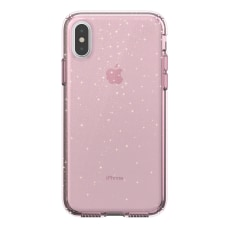 Speck Presidio CLEAR GLITTER Case For