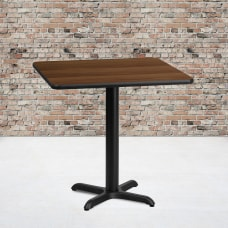 Flash Furniture Square Hospitality Table With