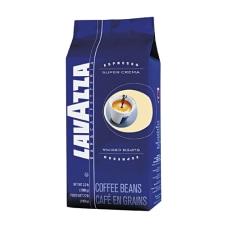 Lavazza Super Crema Dark Roast Espresso