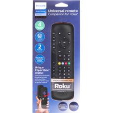 Philips Universal Companion Remote For Roku