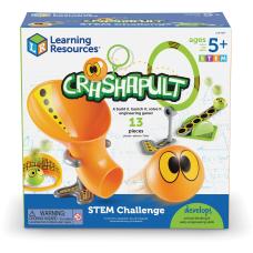 Learning Resources Crashapult STEM Challenge ThemeSubject