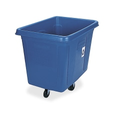 Rubbermaid Recycling Cube Truck