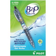 Pilot Bottle to Pen B2P Retractable