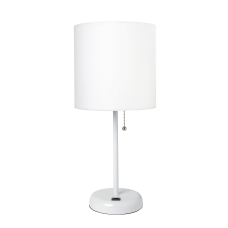 LimeLights Stick Lamp With USB Port