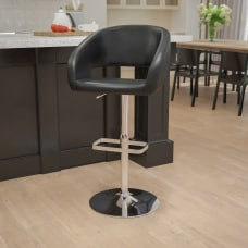 Flash Furniture Contemporary Adjustable Bar Stool