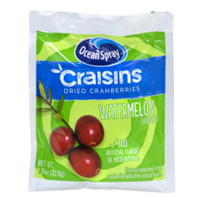 OCEAN SPRAY Craisins Watermelon Flavored Dried
