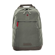 Wenger Arundel Laptop Backpack Olive