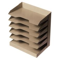 SKILCRAFT Horizontal Desk File Tray 8