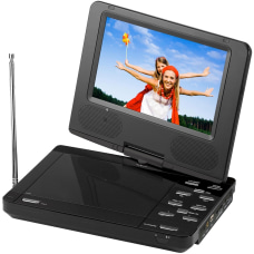 Supersonic SC 259 Portable DVD Player