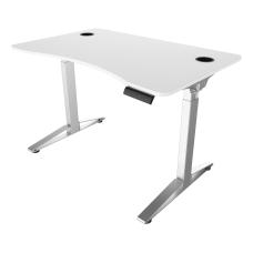 Safco Defy Adjustable Desktop White