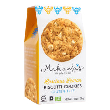 Mikaelas Simply Divine Biscotti Cookies Luscious