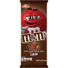 M Ms Chocolate Bars Milk Chocolate