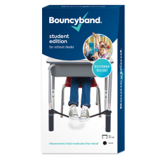 Bouncyband Bouncyband for Desk Black