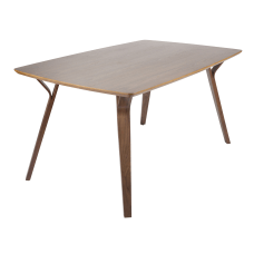 LumiSource Folia Dining Table 30 34