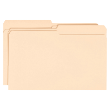 Smead Manila File Folders Legal Size