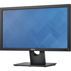 Dell 195 LED LCD Monitor Black