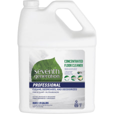 Seventh Generation Concentrated Floor Cleaner Concentrate