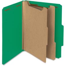 Smead Pressboard Colored Classification Folders 2